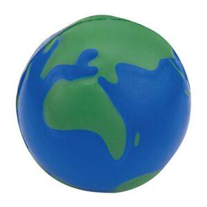 SOC 013 W pelota anti stress mundo