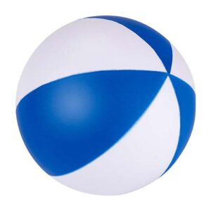 SOC 920 A pelota anti stress beach color azul