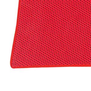 SPO 004 R cilindro con toalla deportiva laval rojo