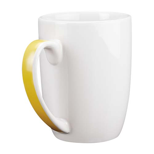 TAZ 002 Y taza dolce color amarillo