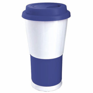 TAZ 007 A vaso venetta color azul