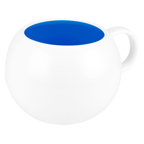 TAZ 040 A taza ansan color azul