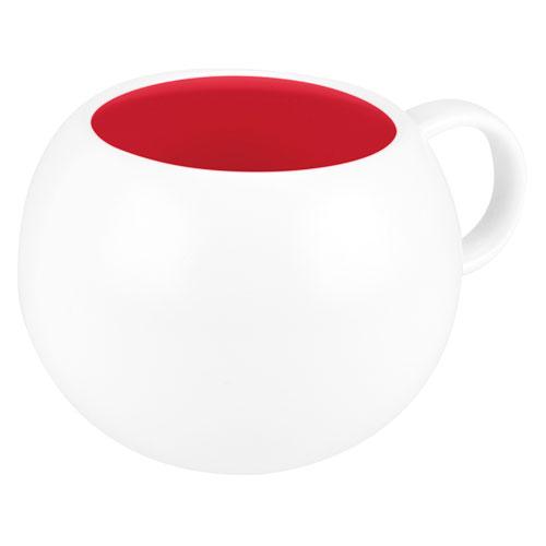 TAZ 040 R taza ansan color rojo