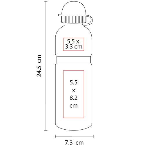 TMPS 101 S cilindro interlaken color plata 2