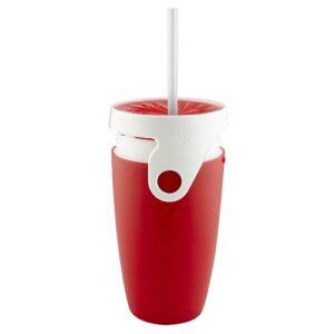 TMPS 22 R vaso argens color rojo