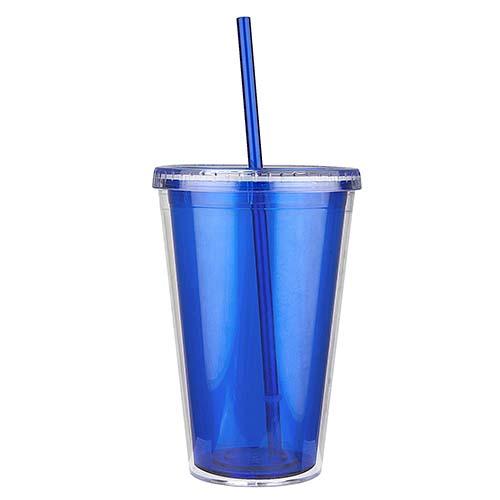 TMPS 24 A vaso embassy color azul