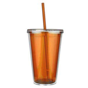TMPS 24 O vaso embassy color naranja