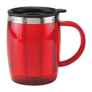 TMPS 26 R taza termica burgos color rojo