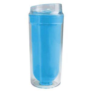 TMPS 27 A vaso logam color azul