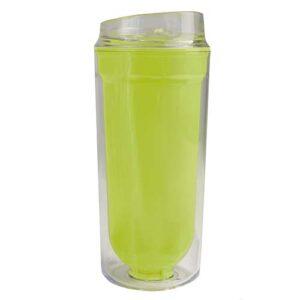 TMPS 27 V vaso logam color verde