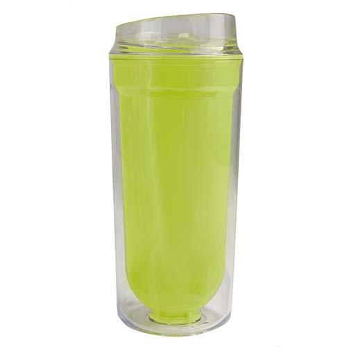 TMPS 27 V vaso logam color verde 4