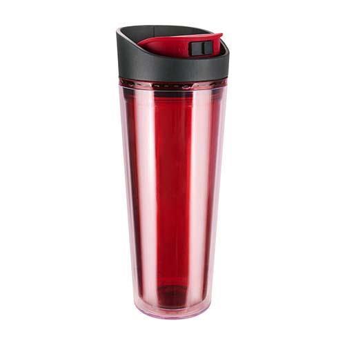TMPS 53 R termo lovat color rojo