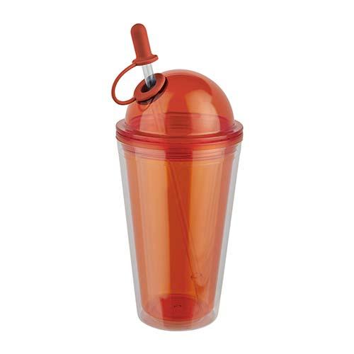 TMPS 73 O vaso howth color naranja