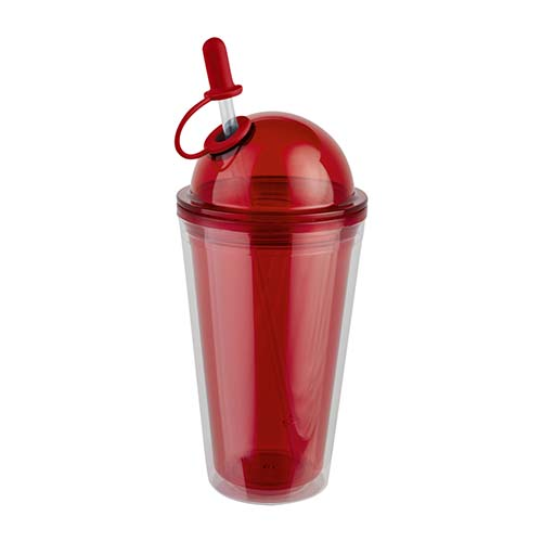 TMPS 73 R vaso howth color rojo 1