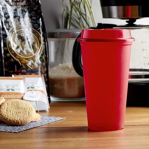 TMPS 74 R vaso tirich color rojo 2