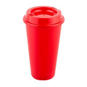 TMPS 74 R vaso tirich color rojo