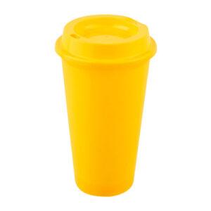 TMPS 74 Y vaso tirich color amarillo