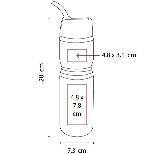 TMPS 80 S cilindro owen color plata mate 3